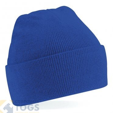899e1f66e0e76 Embroidered   Personalised Beechfield Hats