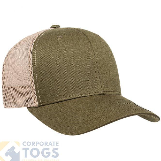 45f231d70 RETRO TRUCKER CAP (6606)