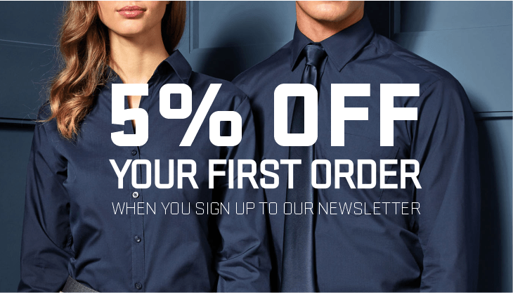 5% Off Your First Order When You Sign Up To Our Newsletter