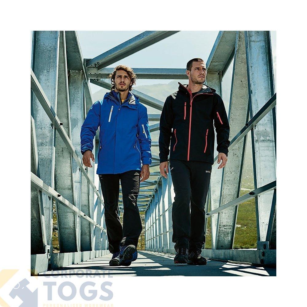 REGATTA SIGMA Men/'s Heavyweight Fleece Jacket Colour Choices Adjustable Hem