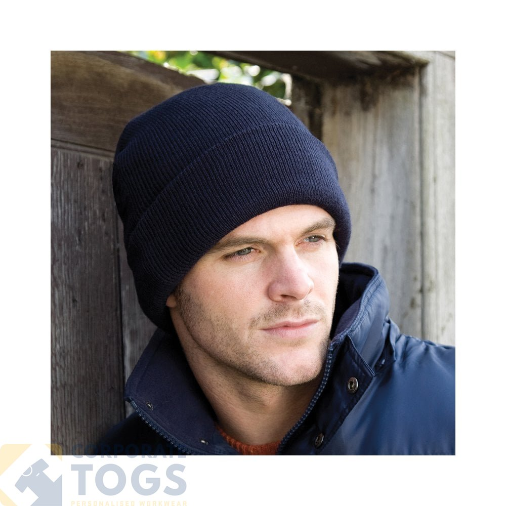 "6b771409 Result Winter Essentials Rc033 Heavyweight Thinsulateâ""¢ Hat"