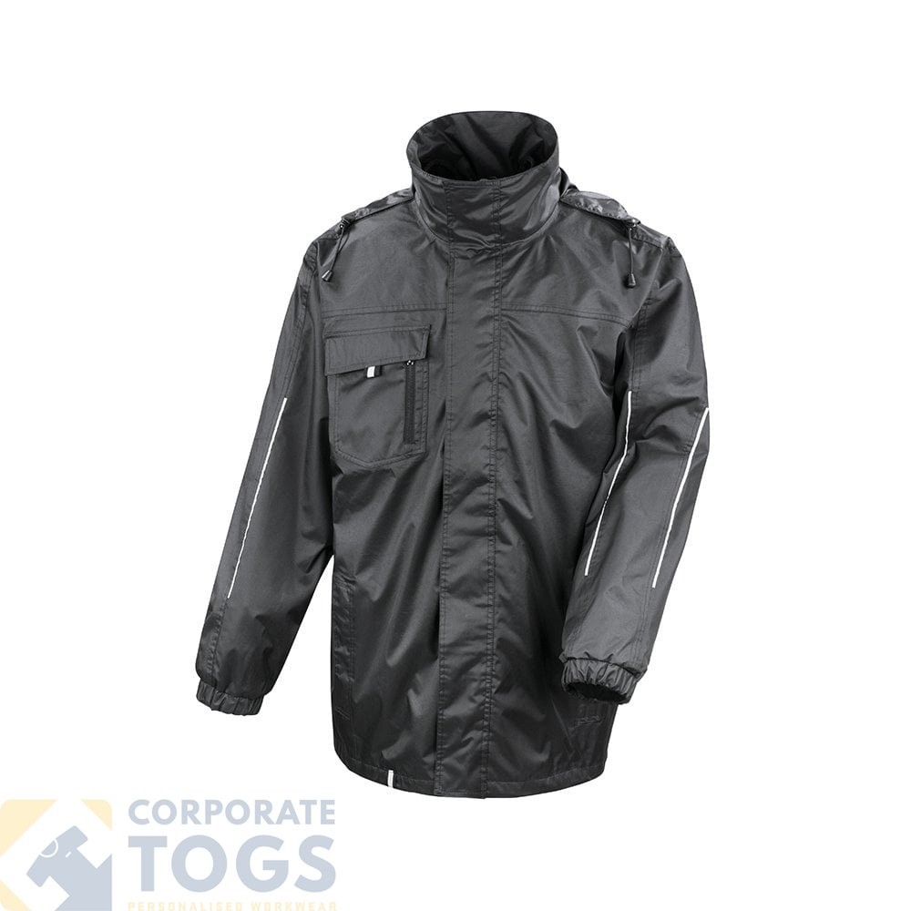 photograph about Printable Jacket referred to as Printable 3-Inside-1 Transit Jacket With Softs Internal