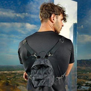TriDri Sports Activewear Camo Mini Backpack